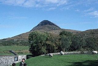 Diamond Hill (Ireland) Mountain in Galway, Ireland