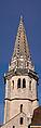 Dijon Église Saint-Philibert Clocher 02.jpg
