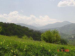 Dilijan National Park - Dilijan National Park