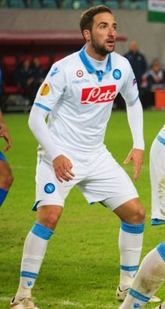 Capocannoniere - Of foreign players, Argentines have won the Capcannoniere on the most occasions, the most recent being Gonzalo Higuaín of Napoli in 2016