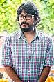 Director Vishnuvardhan at the Grahanam Movie Launch.jpg