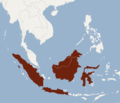 Distribution of Cynopterus minutus.png