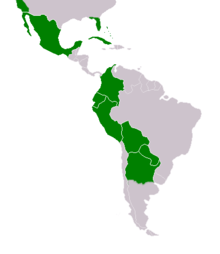 Distribution of Vallesia glabra 2.png