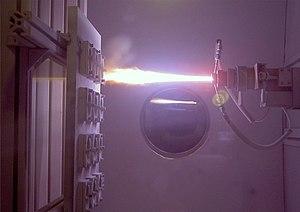 Thermal spraying - Vacuum plasma spraying