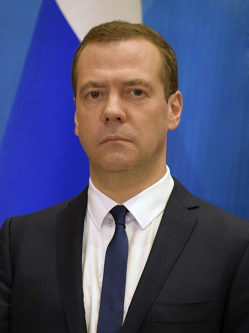 Dmitry Medvedev govru official photo 2