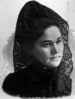 James Reavis - Doña Sophia Micaela Maso Reavis y Peralta de la Córdoba, third Baroness of Arizona