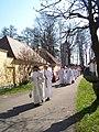 Dobrš, Velikonoce 2009, tridentská mše (12).jpg
