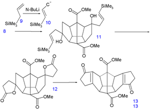 Dodecahedrane - Dodecahedrane synthesis part III