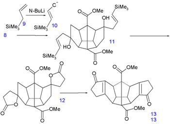 Dodecahedrane-sintezparto III