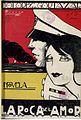 Dolores de Gortázar, La roca del amor, novela, editorial Rubiños, 1924.jpg