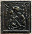 Donatello (da), madonna col bambino, XV sec.JPG