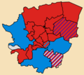 Doncaster ward results 2015.png