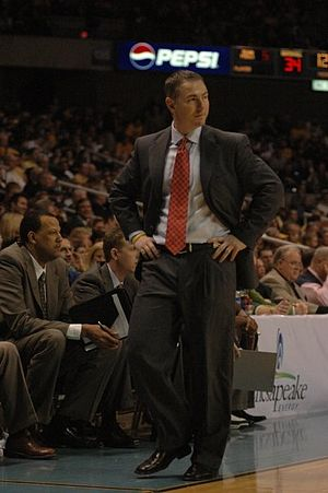 UCF Knights men's basketball - Donnie Jones
