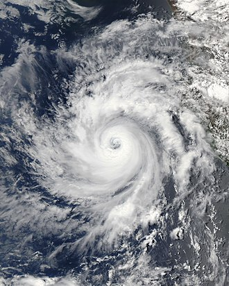 2017 Pacific hurricane season - Image: Dora 2017 06 26 2020Z