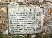 Dorset Obelisk