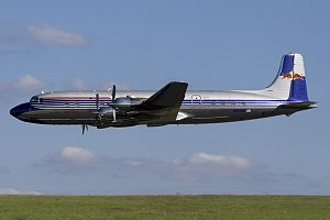 Douglas DC-6B Flying Bulls N996DM, BBJ Bitburg (Bitburg Air Base), Germany PP1215588914.jpg