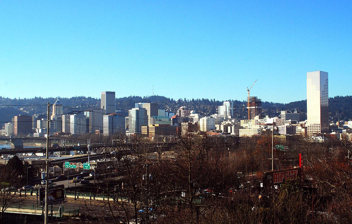 List Of Tallest Buildings In Portland Oregon Wikipedia