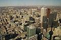Downtown Toronto from CN Tower - panoramio.jpg