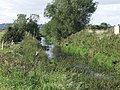 Drain outlet into River Perry - geograph.org.uk - 539975.jpg