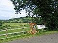 Driveway to Winchcombe Farm - geograph.org.uk - 186154.jpg