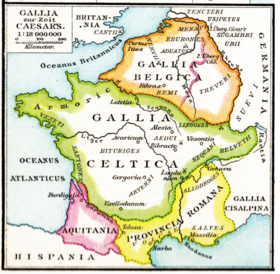 Image illustrative de l'article Gaulois (peuples)