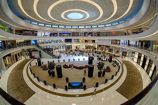Dubai Mall Grand Atrium