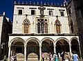 Dubrovnik, Sponza's palace IMG 8147.jpg