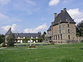 Ducey (50) Château des Montgommery 01.JPG