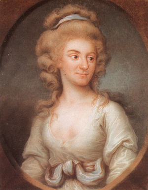 Princess Frederica Charlotte of Prussia - Image: Duchess of York by Darbes
