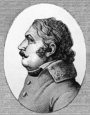Charles Dugua - Portrait of General Charles Francis Joseph Dugua
