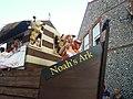 Dunstable Arms float, Sheringham carnival parade, Wyndham Street, Sheringham 2014-08-06 (1).JPG