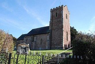 Durleigh - Image: Durleigh Church