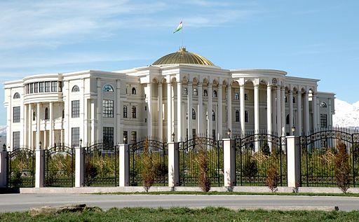 Dushanbe Presidential Palace 01