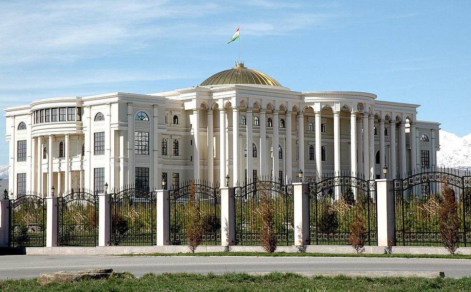 Dushanbe Presidential Palace 01