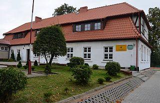 Stare Polaszki Village in Pomeranian Voivodeship, Poland