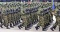Ešalon komandnog bataljona specijalne brigade - Odbrana slobode 2019 Niš 1.jpg