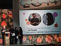 E-Team Wins the Cinematography Award- Documentary (12186659296).jpg