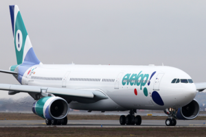 Evelop Airlines - Evelop Airlines Airbus A330-300