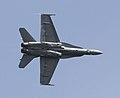 EF-18 Hornet - Jornada de puertas abiertas del aeródromo militar de Lavacolla - 2018 - 16.jpg