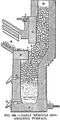 Early Heroult ore-smelting furnace Stoughton.PNG