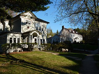 East Hill Residential Historic District United States historic place
