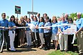 East Tennessee Crossing - Ribbon Cutting at the East Tennessee Crossing - NARA - 7718112.jpg
