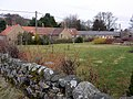 East part of Kirknewton village - geograph.org.uk - 1737652.jpg