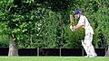 Eastons Cricket Club Sunday match, Little Easton, Essex, England 03.jpg
