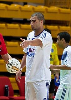 Éder Lima (futsal player) footballer