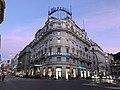 """Edificio """"Il Messaggero"""" nella via del Tritone, Roma.jpg"""