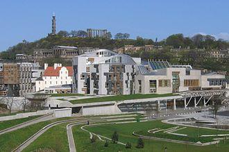 RMJM - Image: Edinburgh Scottish Parliament 01crop 2 2006 04 29