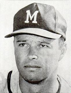 Eddie Mathews American baseball player and coach