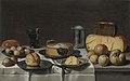 Een Hollands ontbijt, Floris van Schooten, 17de eeuw, Koninklijk Museum voor Schone Kunsten Antwerpen, 836.jpg