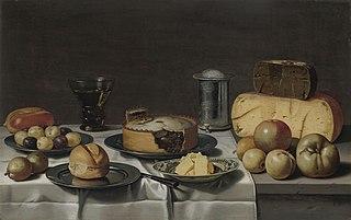 A Dutch breakfast
